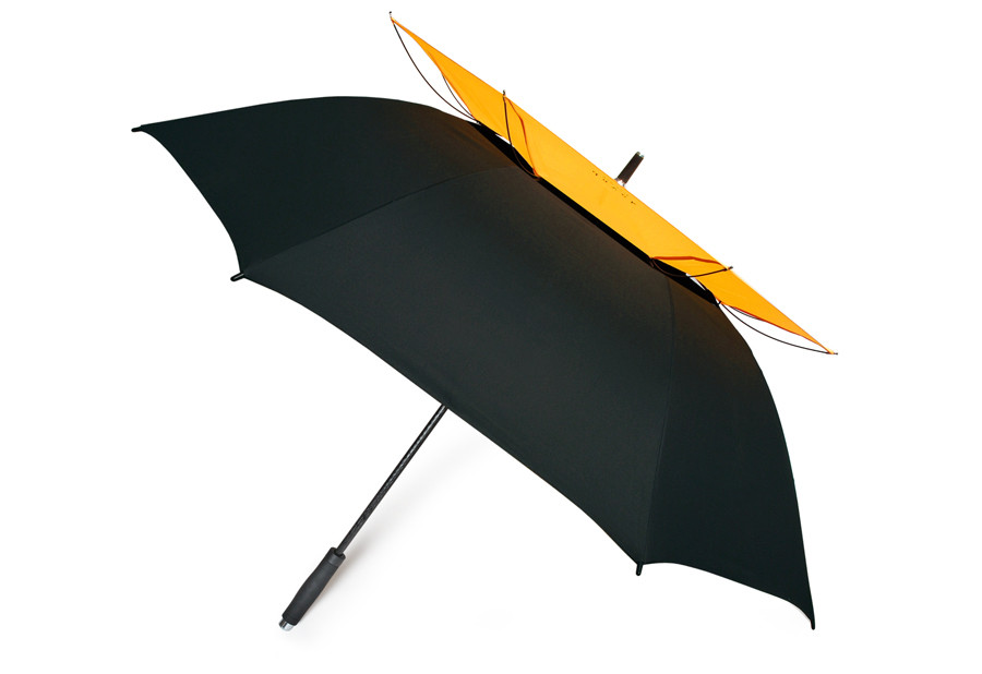 Davek_Golf_Umbrella_Flap_Open