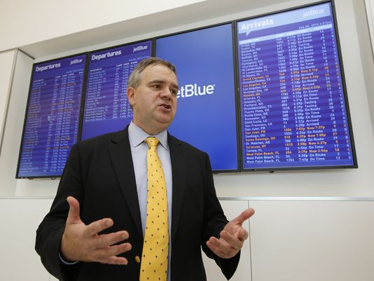 Jet Blue Chief people office